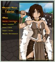 Barbarian ID by Cah3thel