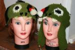 Zombie Hats by LilithsSmile