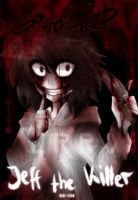 JEFF THE KILLER by Nadi-Chan