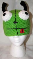 Invader Zim Gir Beanie by rainbowdreamfactory