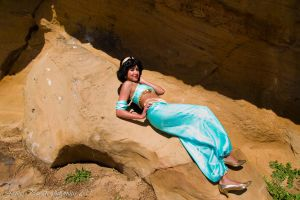 Jasmine Laid Forth by Endymius