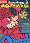 Mighty Mouse and Galactus by PhilipH100
