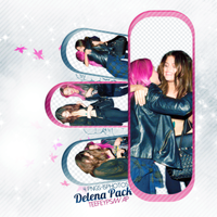 Delena Pack PNG+Photos by TeefeyPhotoshop1