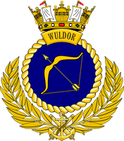 Ships Badge - Wuldor by Antrodemus