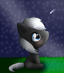 Chibi Pony Request from Flamelover1, Stargazer by PalePastels