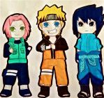 Team 7 by futuremoon