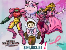 Smash for the Cure: Victory! by Darkidder