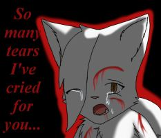 A million tears for you... by Fernsway