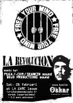 free your mind: la revolucion by blog