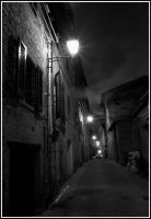 night alley by cencino