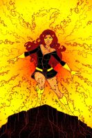 Jean Grey Marvel Girl Alt by Dante-Picasso