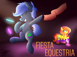 Fiesta Equestria by wildberry-poptart