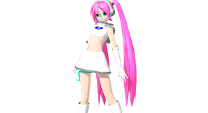 .:DT Space Channel 5 Miku:. DL by Sushi-Kittie