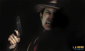 LA NOIRE TOBY TURNER by Spciycurry