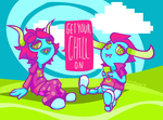 Get Your Chill On by avroillusion