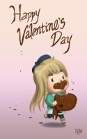 Valentine's Day 2014 by agwong