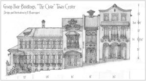 Group Four Buildings, The Clove Town Center by Built4ever