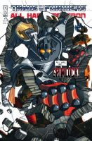 SDCC Maximum Dinobots2 by dcjosh