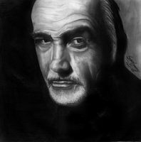 Sean Connery by Yankeestyle94