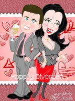 Happily Divorced by E-Ocasio
