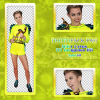 Photopack PNG Miley Cyrus #1 by Jade50