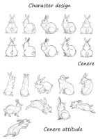 Character Design_Cenere by pizzaplanet