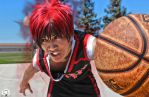 Kagami in the Zone! by sonicJKevin