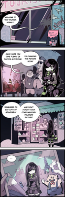The Crawling City - 36 by Parororo