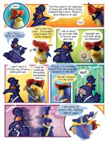 Pirate Penguin Fluffy Fracas 2 by raisegrate