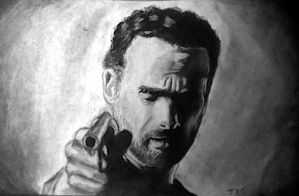Officer Rick Grimes by Jscsonic
