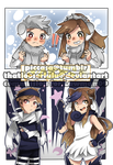 Commission: Lawman09 Red and Leaf Espurr Cosplays by ThatlooserLulu