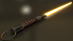 Lightsaber by jubs916