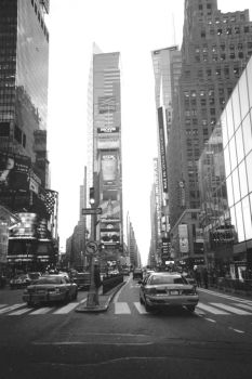 Time Square by aquifer