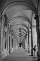 Under The Archway by Garelito-Photos