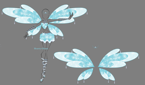 Enchantix Adoptable Outfit and Wings(SOLD) by Hearty-Chann