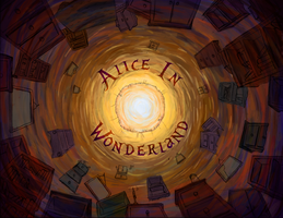 Alice's Adventues in Wonderland by KrisET