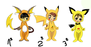 Adopt a Pokemon Suit by LowRankRaccoon969