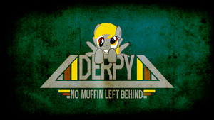 Derpy wallpaper by EpicSpace