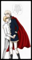 APH:Germany-Prussia II by Kanta-chan