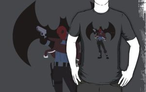Red Hood T-Shirt by drg