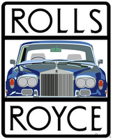 Rolls Royce Shirt logo by The-Transport-Guild