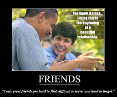 Friends are Hard to Forget by Some-Other-Guy
