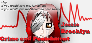 [UTAU] Crime and Punishment -Coming Soon- by IvyDevi