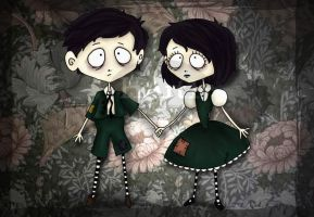 Hansel and Gretel by HArt1