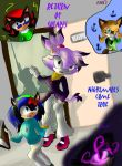 .:Return of Solaris:. issue 1 cover by Icequeen678