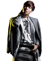 JongHyun (SHINee) png [render] by Sellscarol