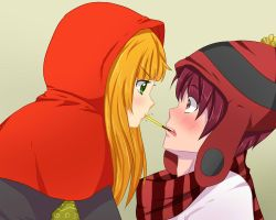 MM: Happy Pocky Day by CamiIIe