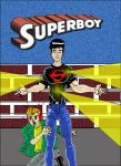 """Superboy """"A friend in need"""" by samayoa"""