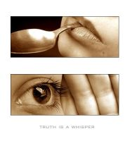 truth is a whisper by boheme