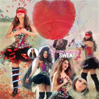 Selena Gomez Blend by JustWanaMakeYouSweat